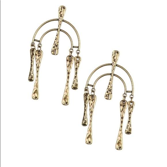 ✨3 for $10✨ Brass earrings